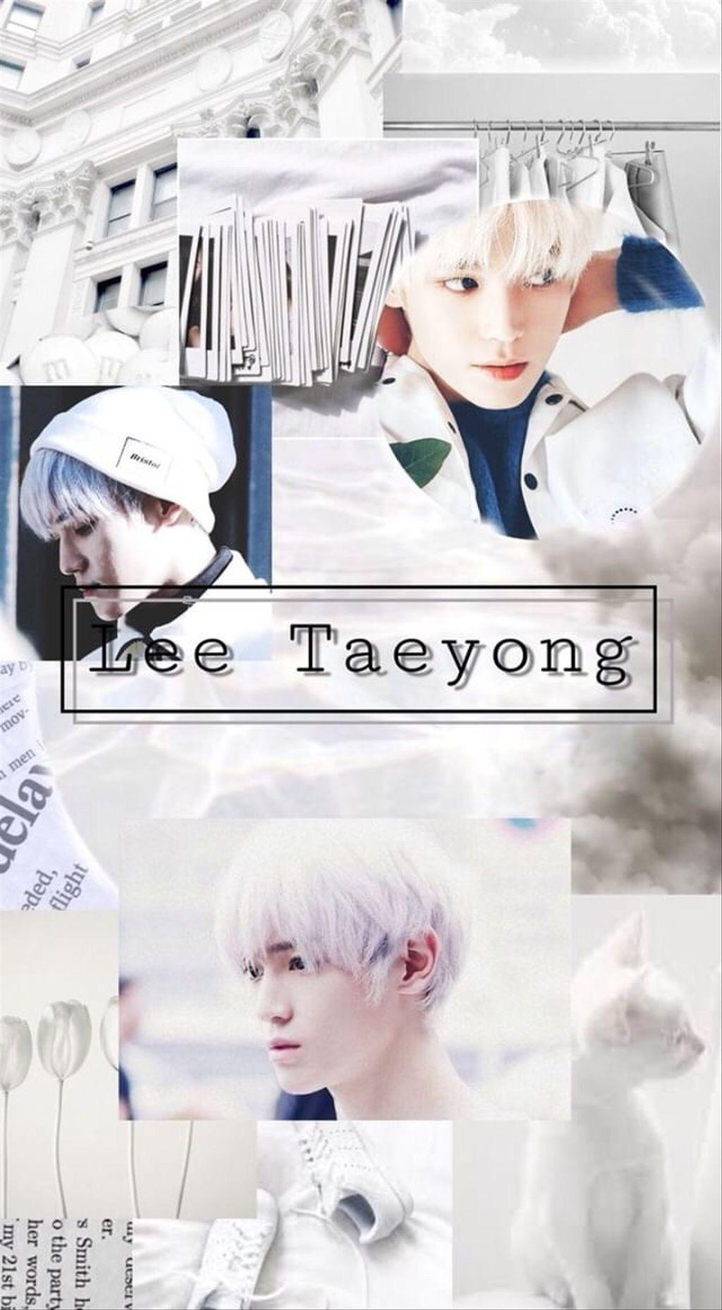 Taeyong Wallpapers Wallpaper Cave Wallpaperzenorg
