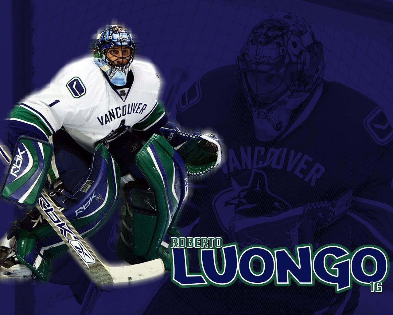 Roberto Luongo screenshots, image and pictures