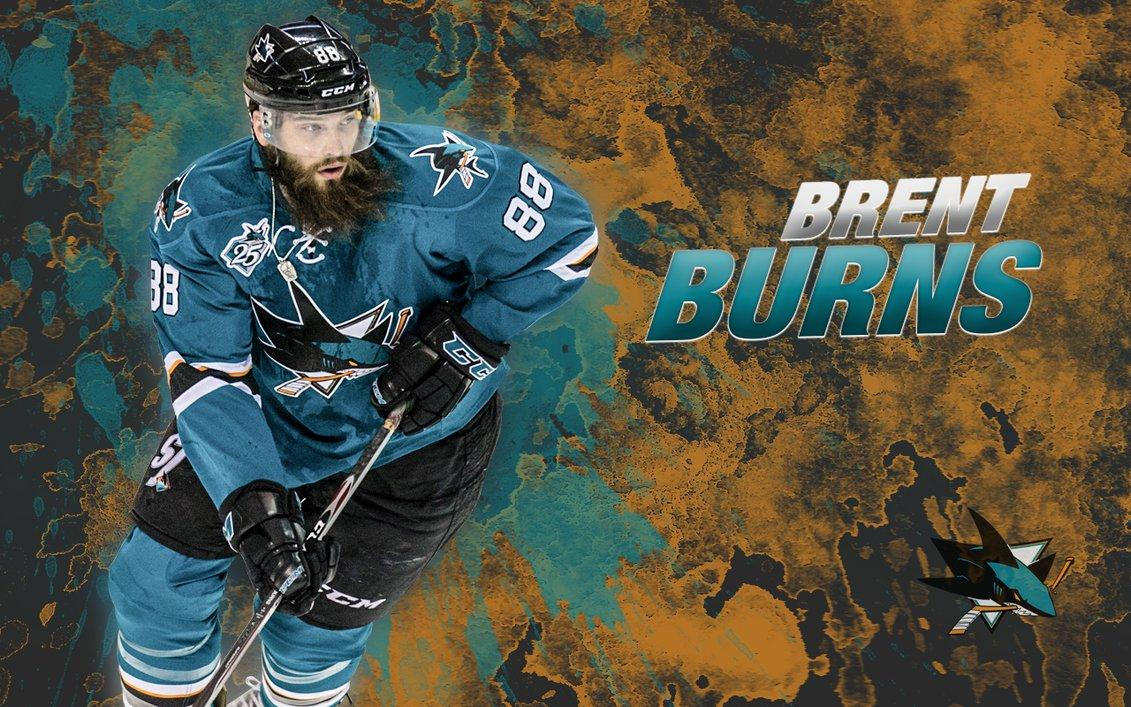 Brent Burns Wallpapers by MeganL125