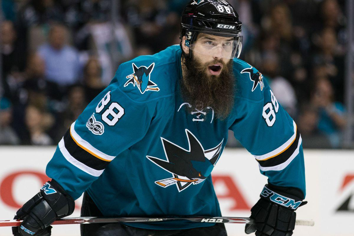 Brent Burns wins Norris Trophy