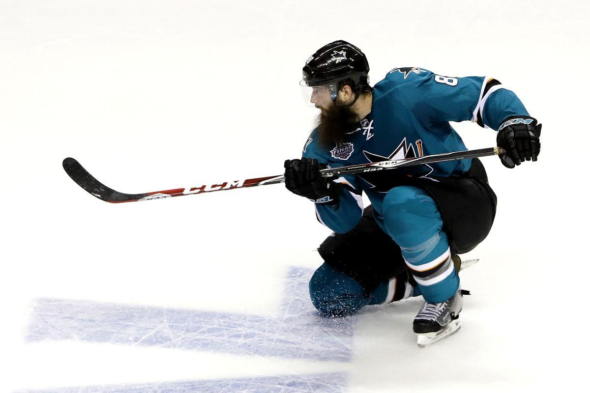 How much is it going to cost to extend Brent Burns?