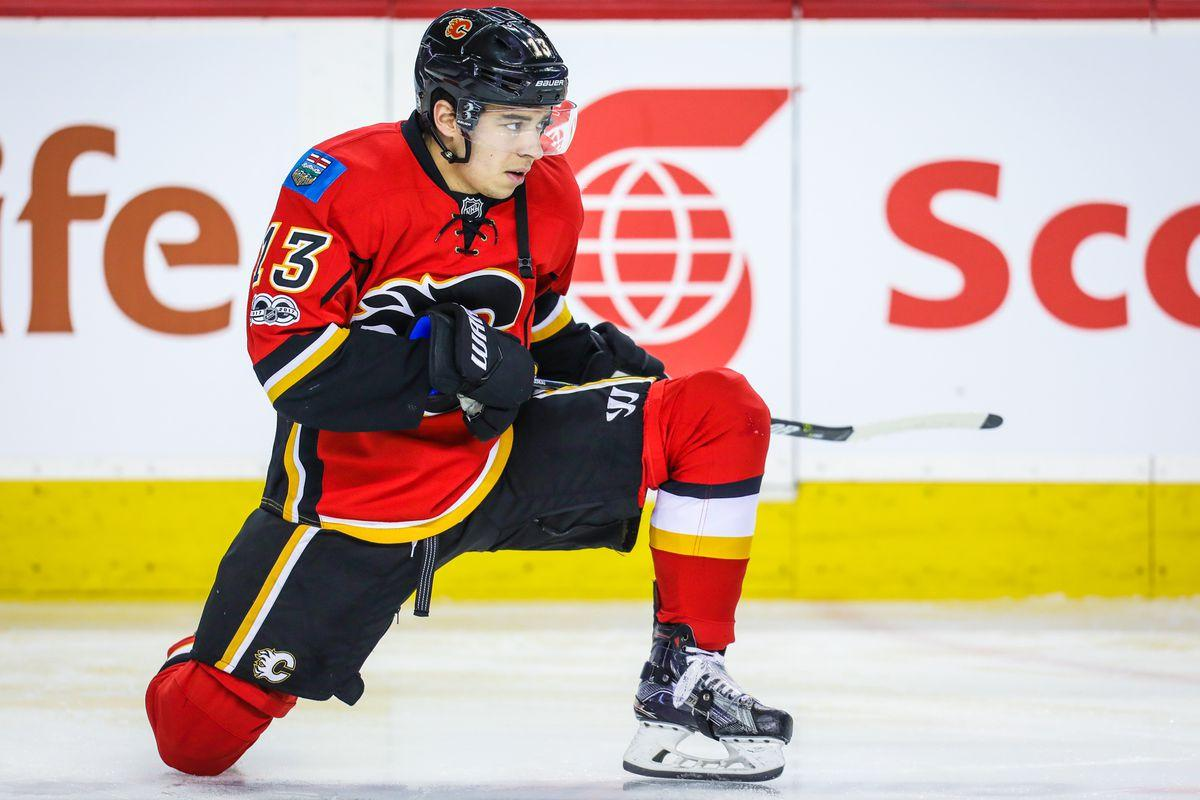 NHL's best players under age 25 for 2017: Johnny Gaudreau's