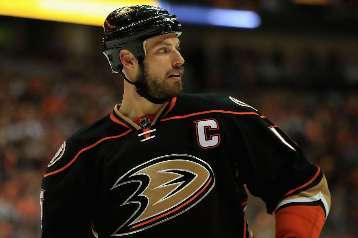 NHL levies meaningless fine against Ducks' Ryan Getzlaf for using