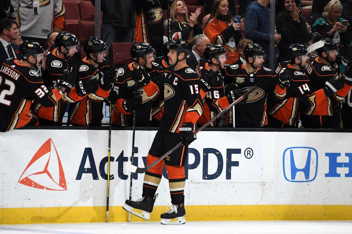 PODCAST: Ducks vs. Flames, Ryan Getzlaf Delivers, New Defense