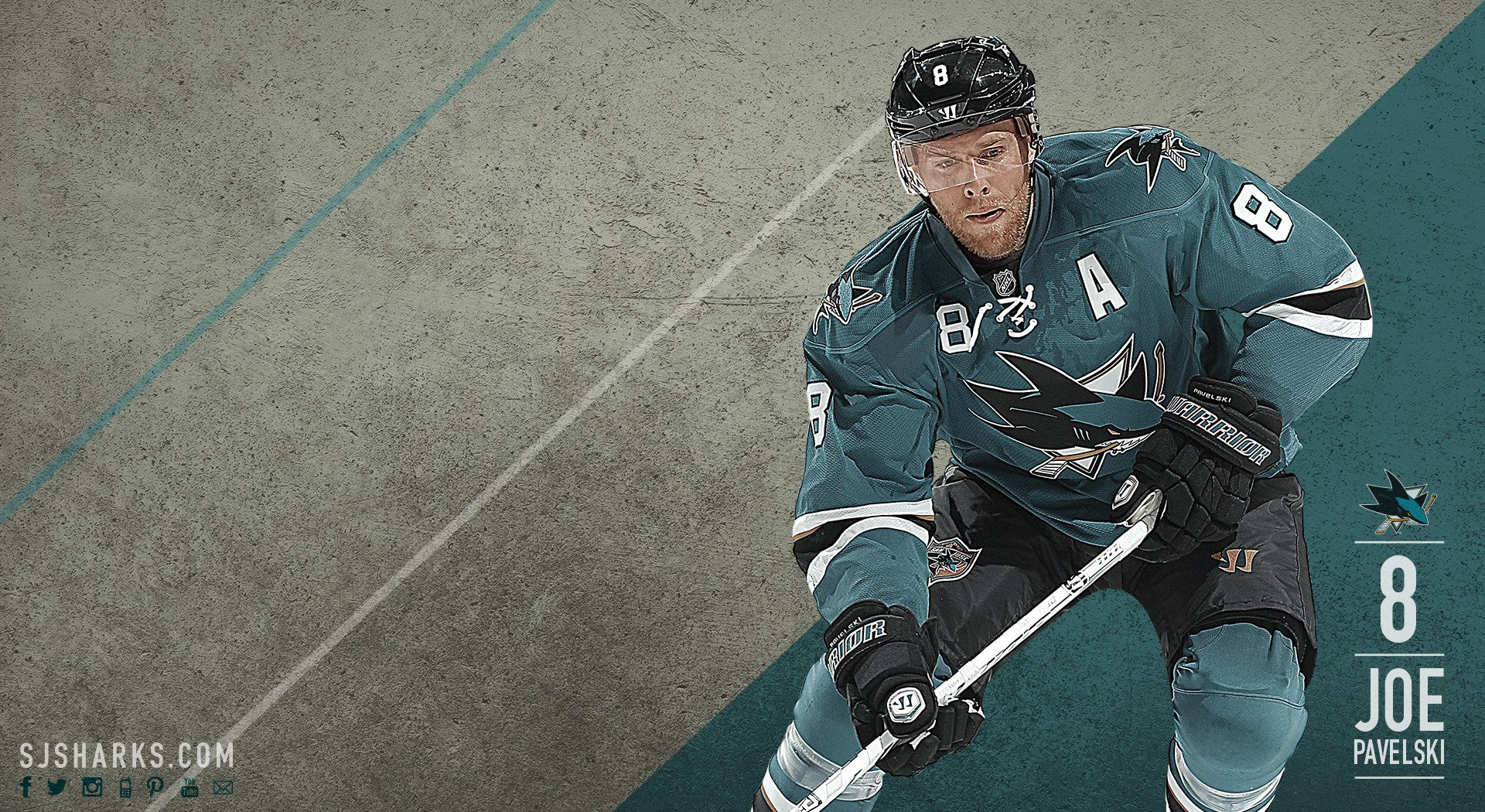 Joe Pavelski Wallpapers Wallpaper Cave