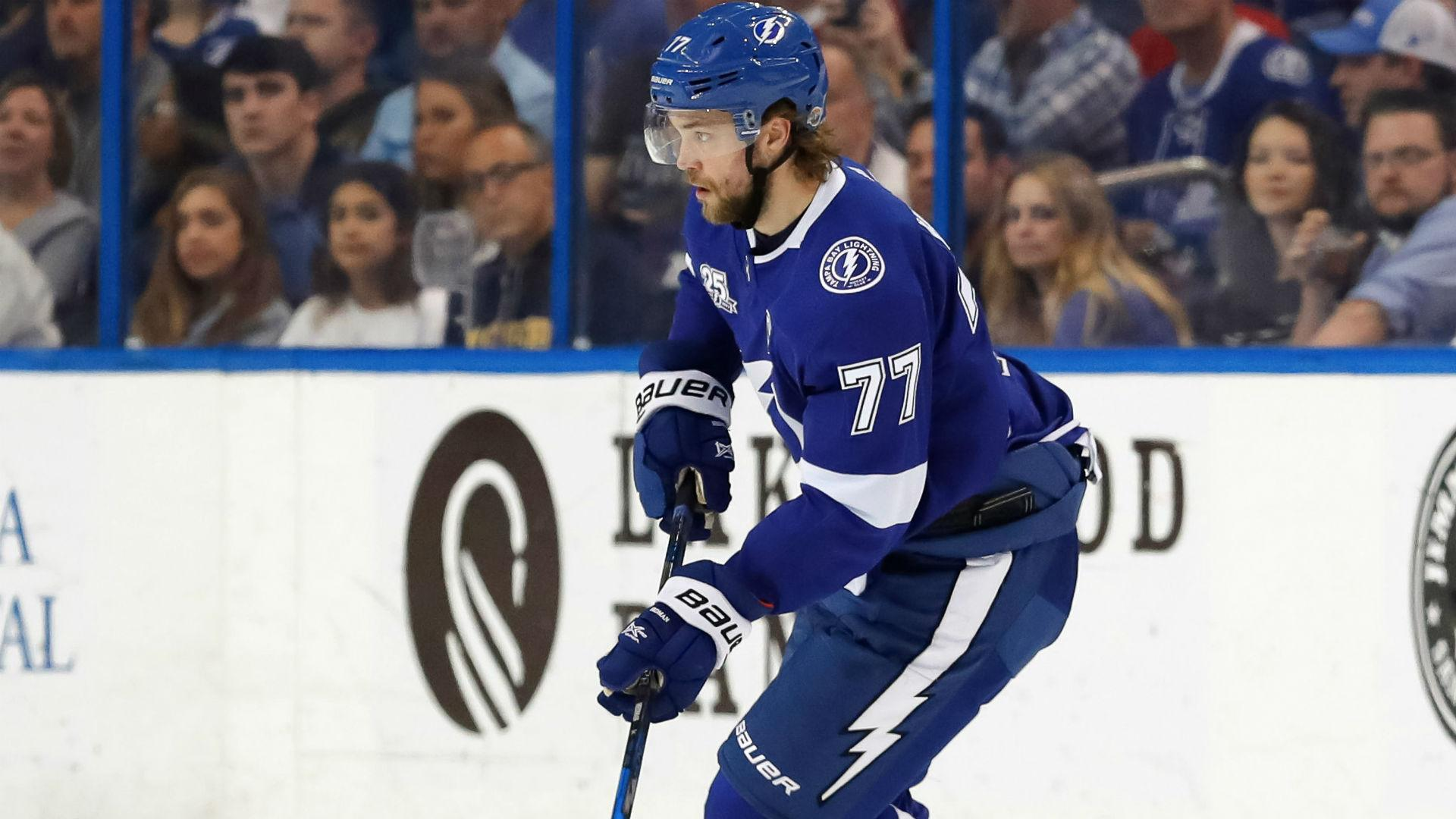 Victor Hedman injury update: Norris Trophy candidate (upper body ...