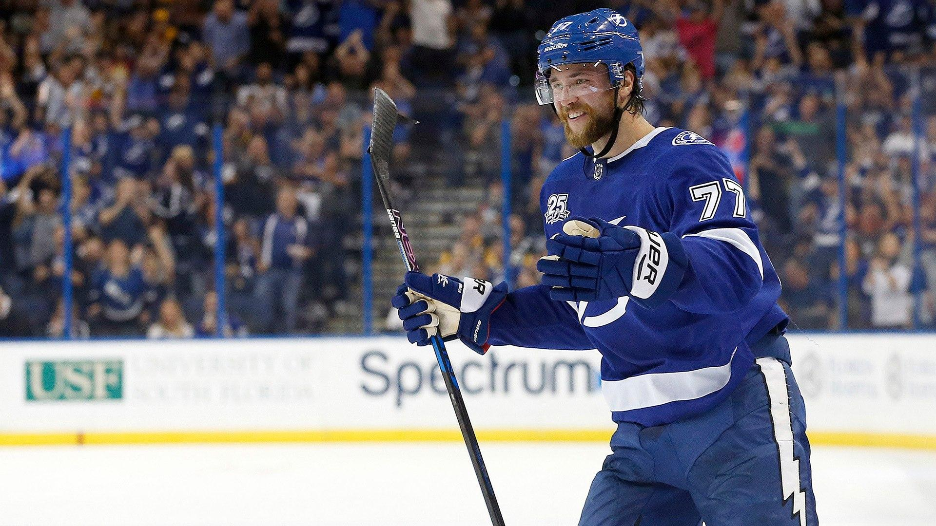 Quick Hits: Lightning defenseman Victor Hedman is a Norris Trophy ...