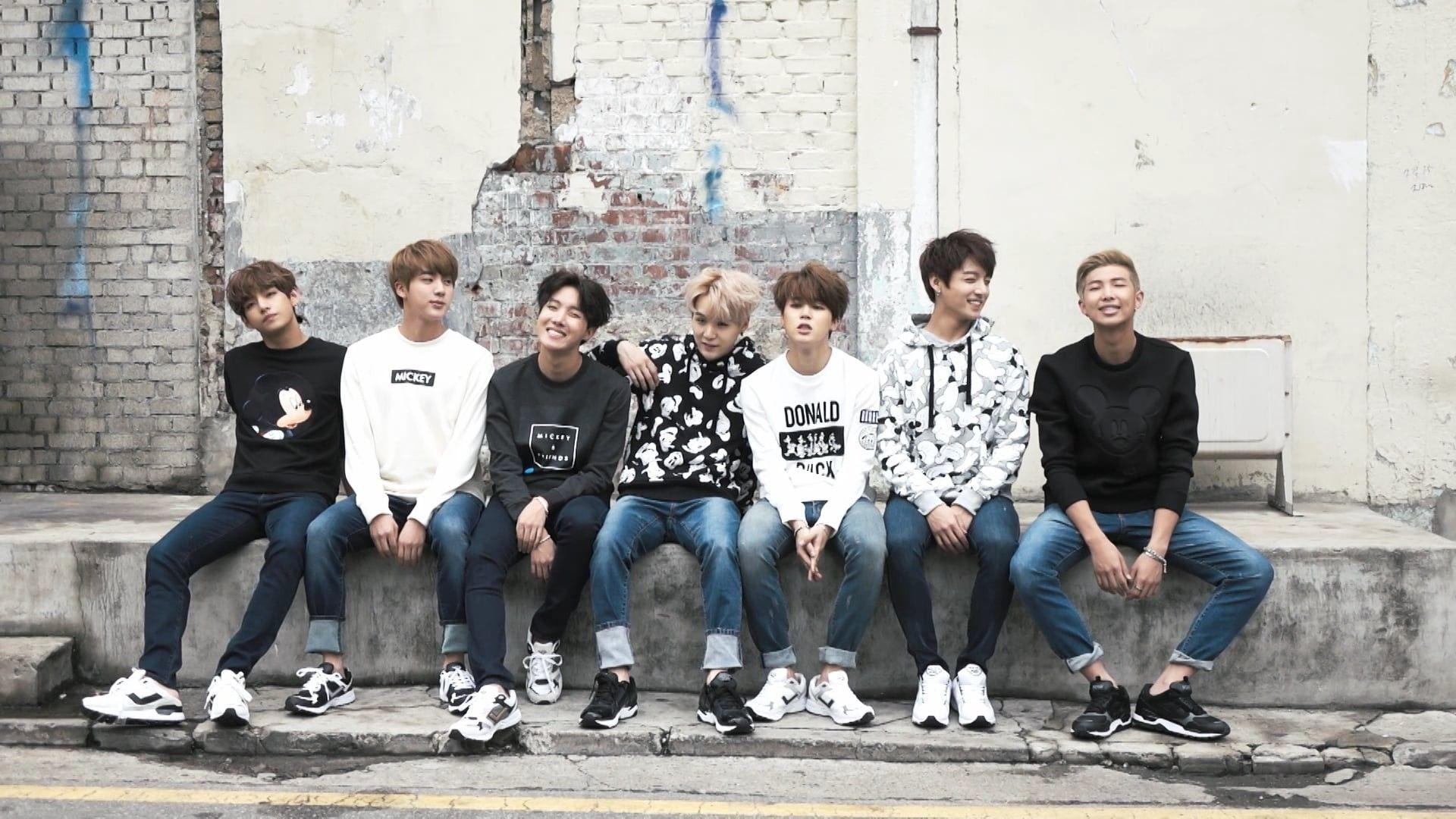 Bts For Pc Wallpapers Wallpaper Cave