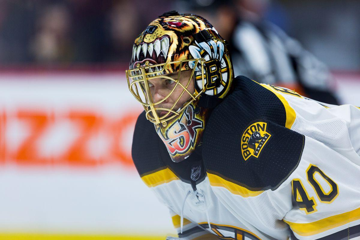 Tuukka Rask has gone from question mark to Vezina Trophy candidate