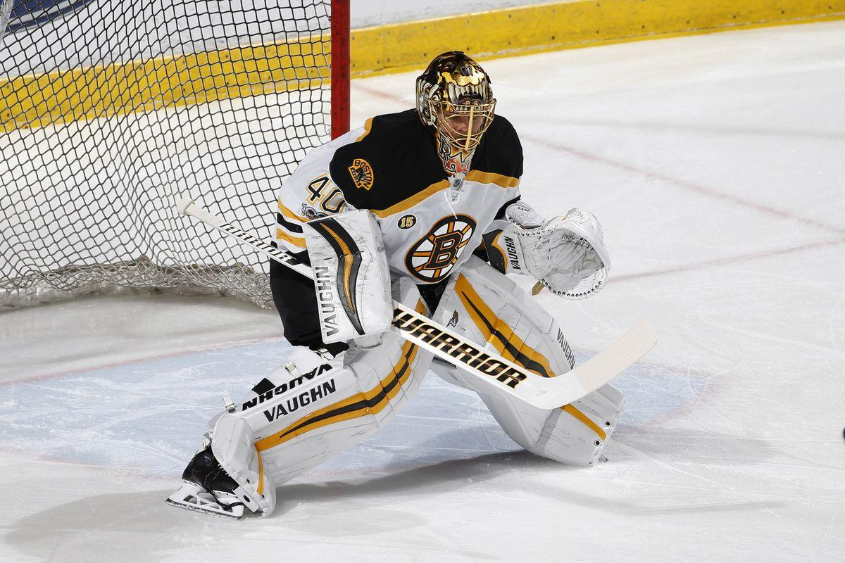 Evaluating Tuukka Rask's performance and worth to the Bruins