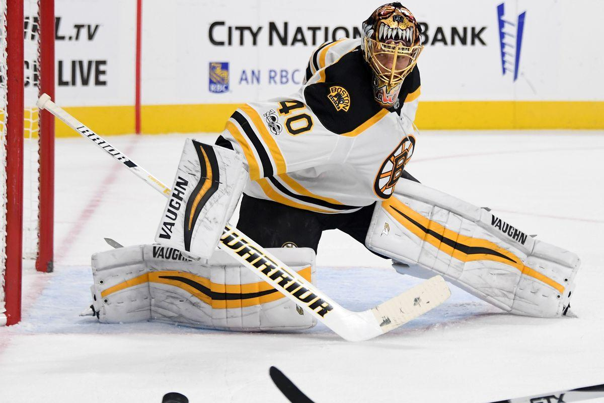 Tuukka Rask is squashing your contrived goalie controversy