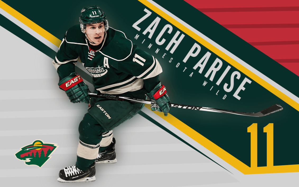Zach Parise Wallpapers by MeganL125