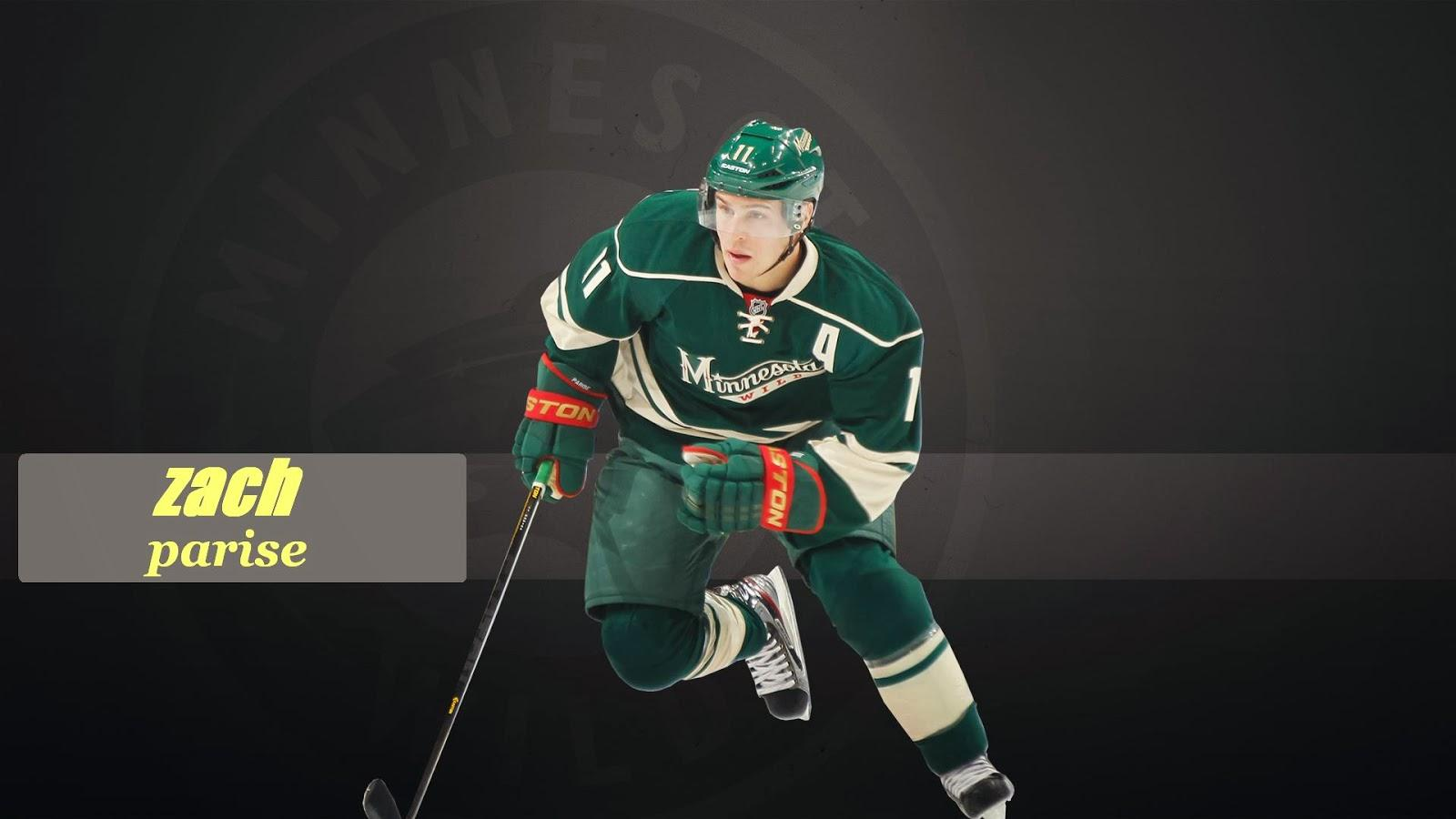 All Blu-Ray Wallpapers: Zach Parise Latest HD Wallpapers 2014