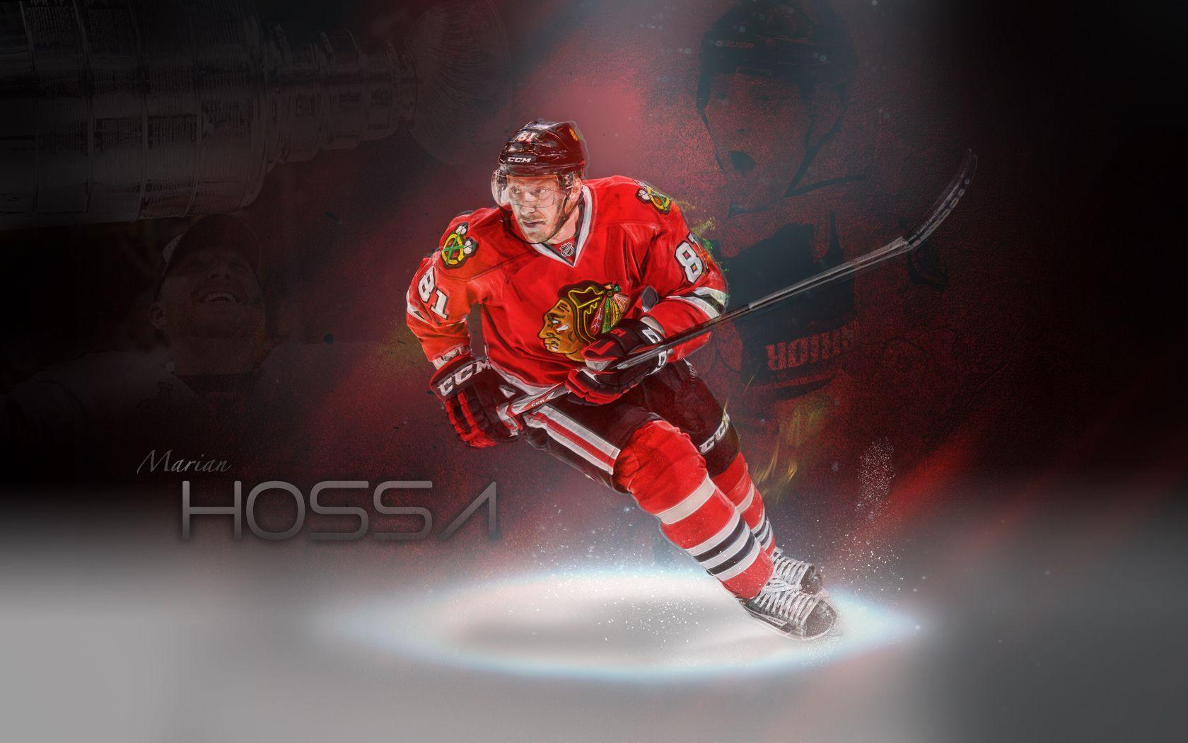 Marian Hossa NHL Wallpapers