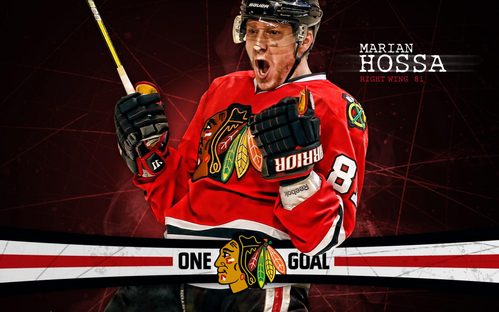 Player Marian Hossa wallpapers and image