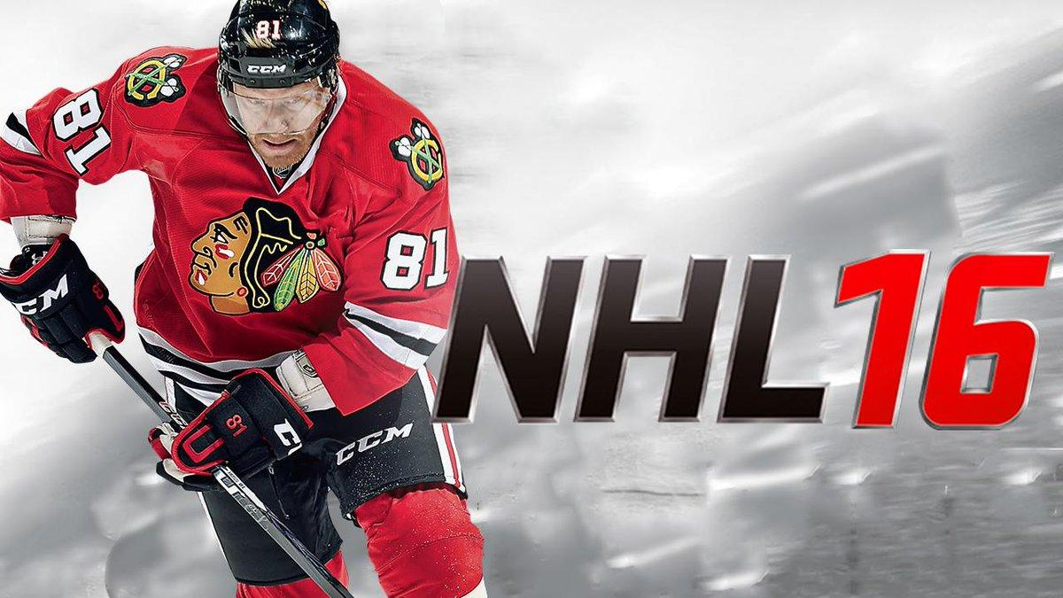 Lucas on Twitter: Marian Hossa NHL 16 wallpaper/thumbnail thing