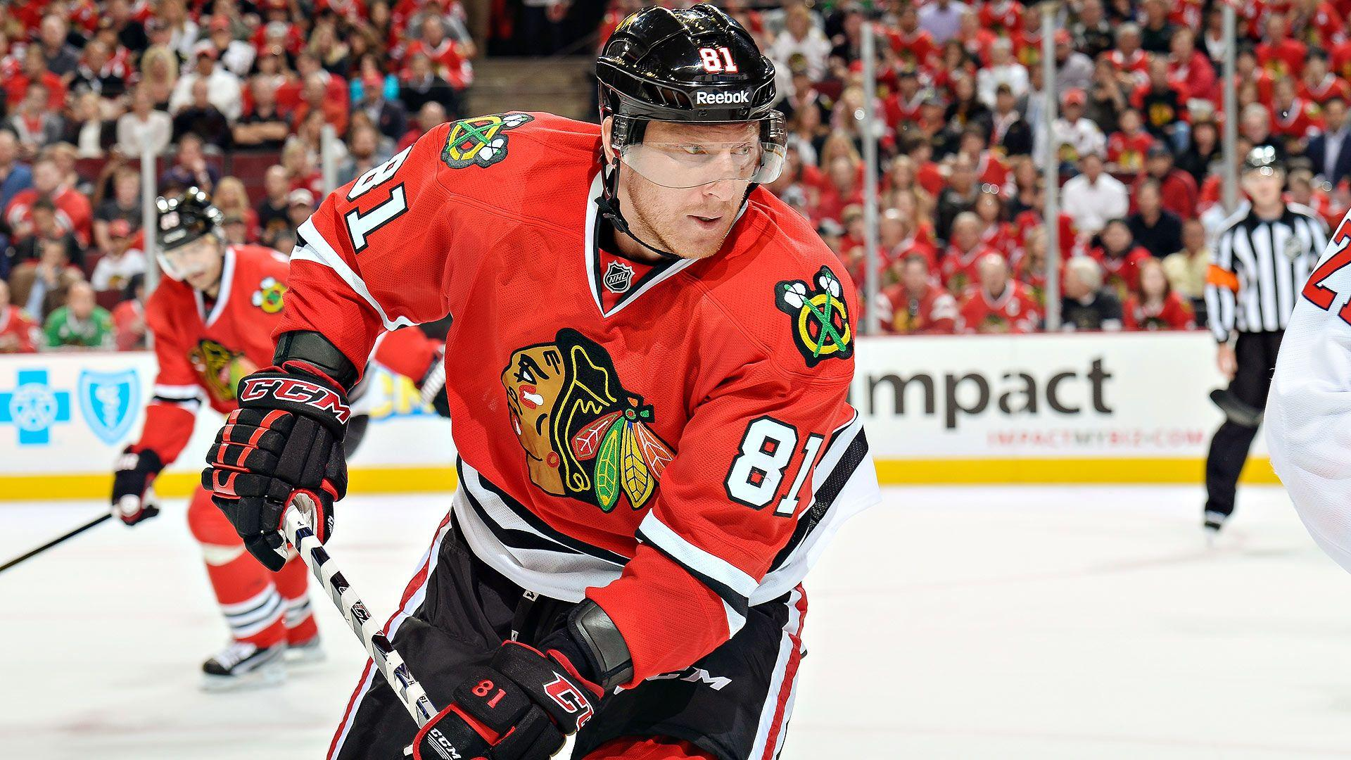 Marian Hossa of Chicago Blackhawks out again Monday