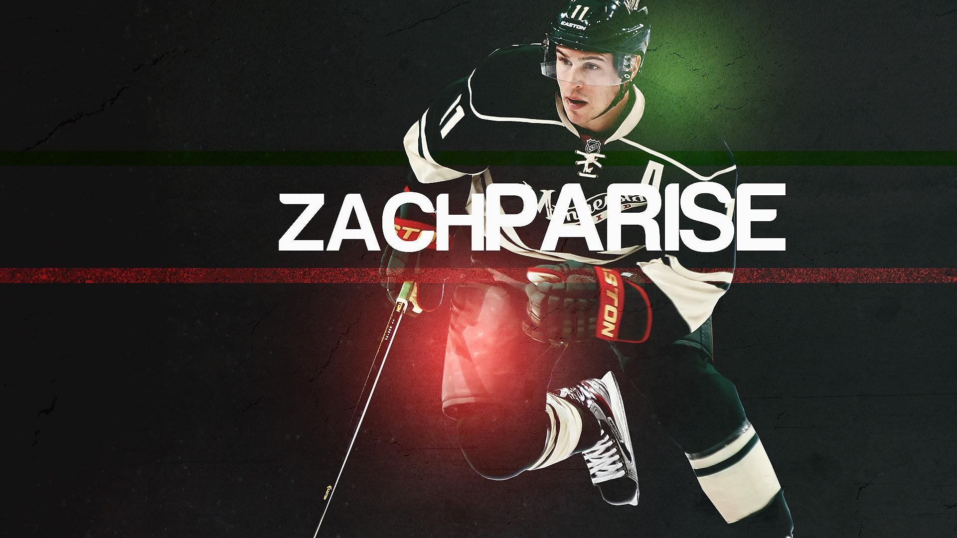 Zach Parise Wild Wallpapers