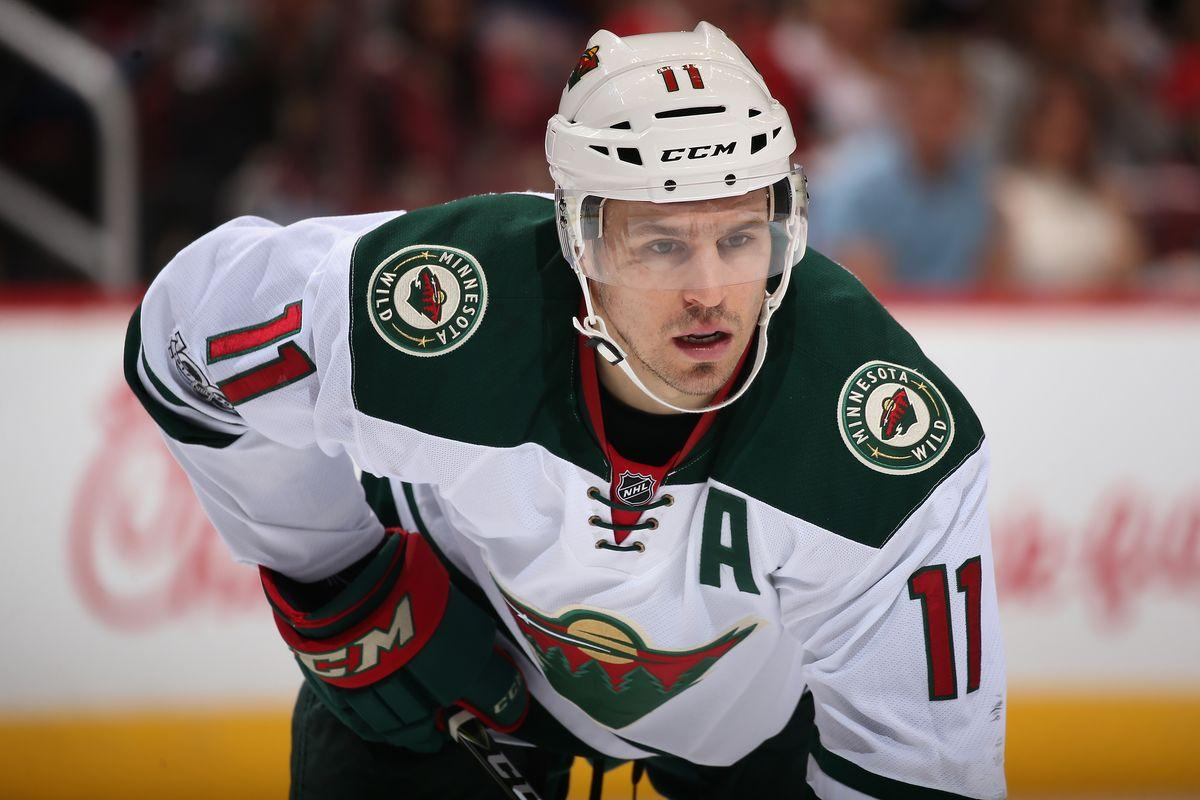 There is still another level to Zach Parise's game