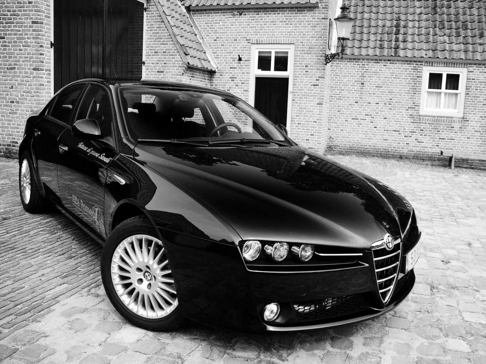 Alfa Romeo 159 Wallpapers Wallpaper Cave