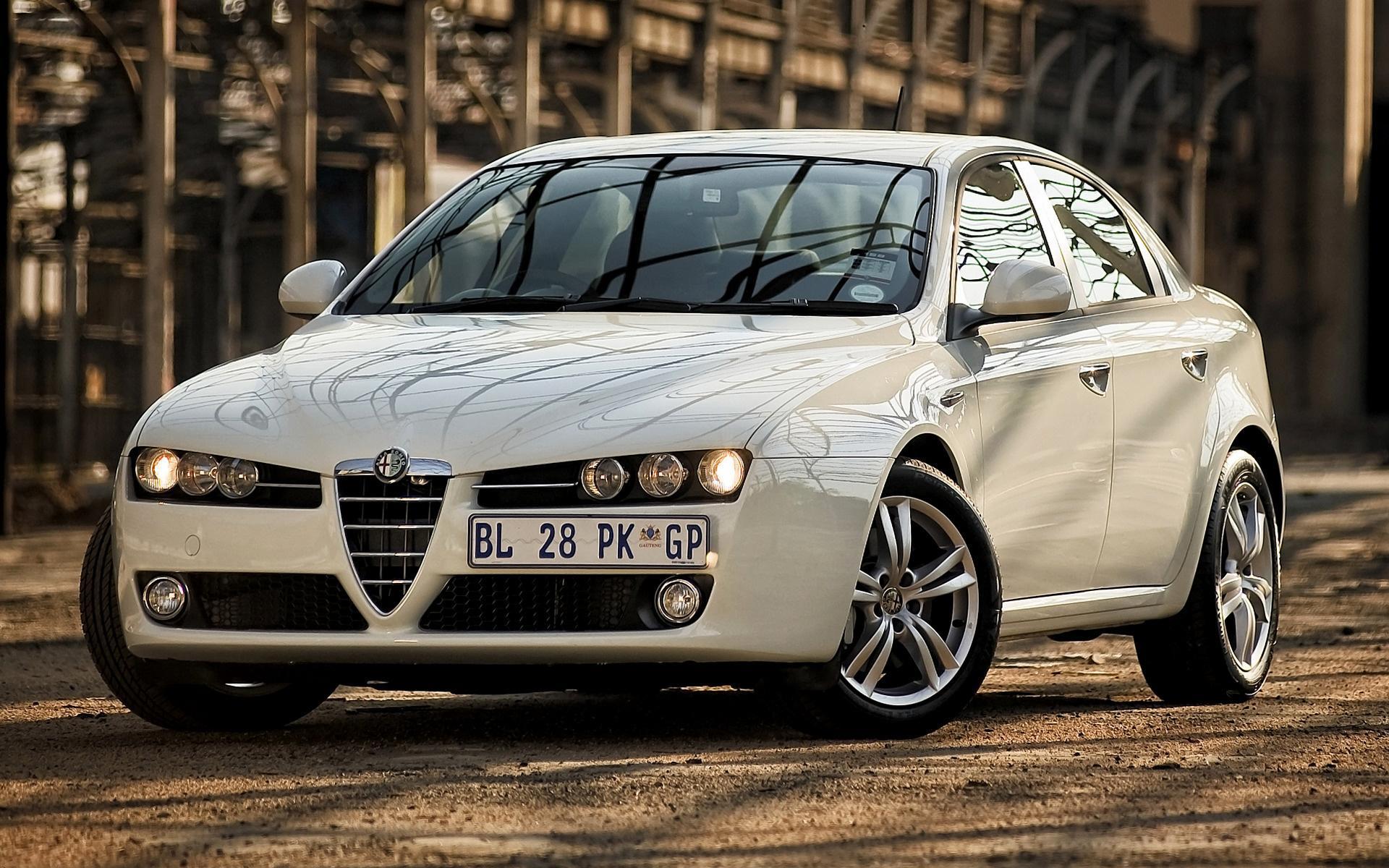 Alfa Romeo 159 Wallpapers Wallpaper Cave