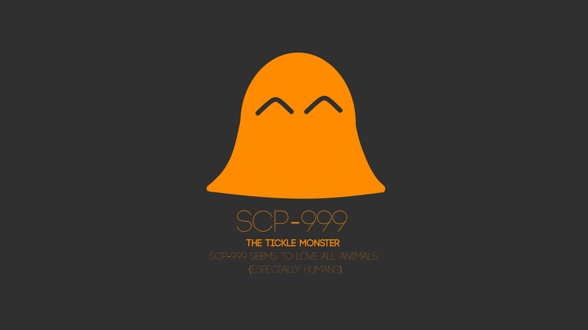 Scp 999 Wallpapers Wallpaper Cave
