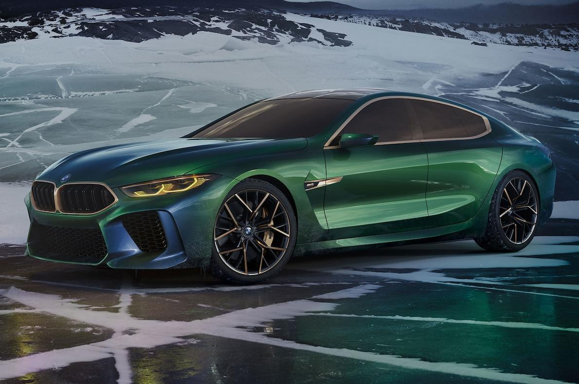 Top BMW Designer Talks M8 Gran Coupe, Future Styling Direction