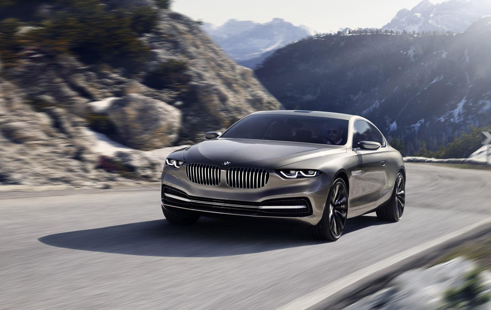 Report: New BMW 8