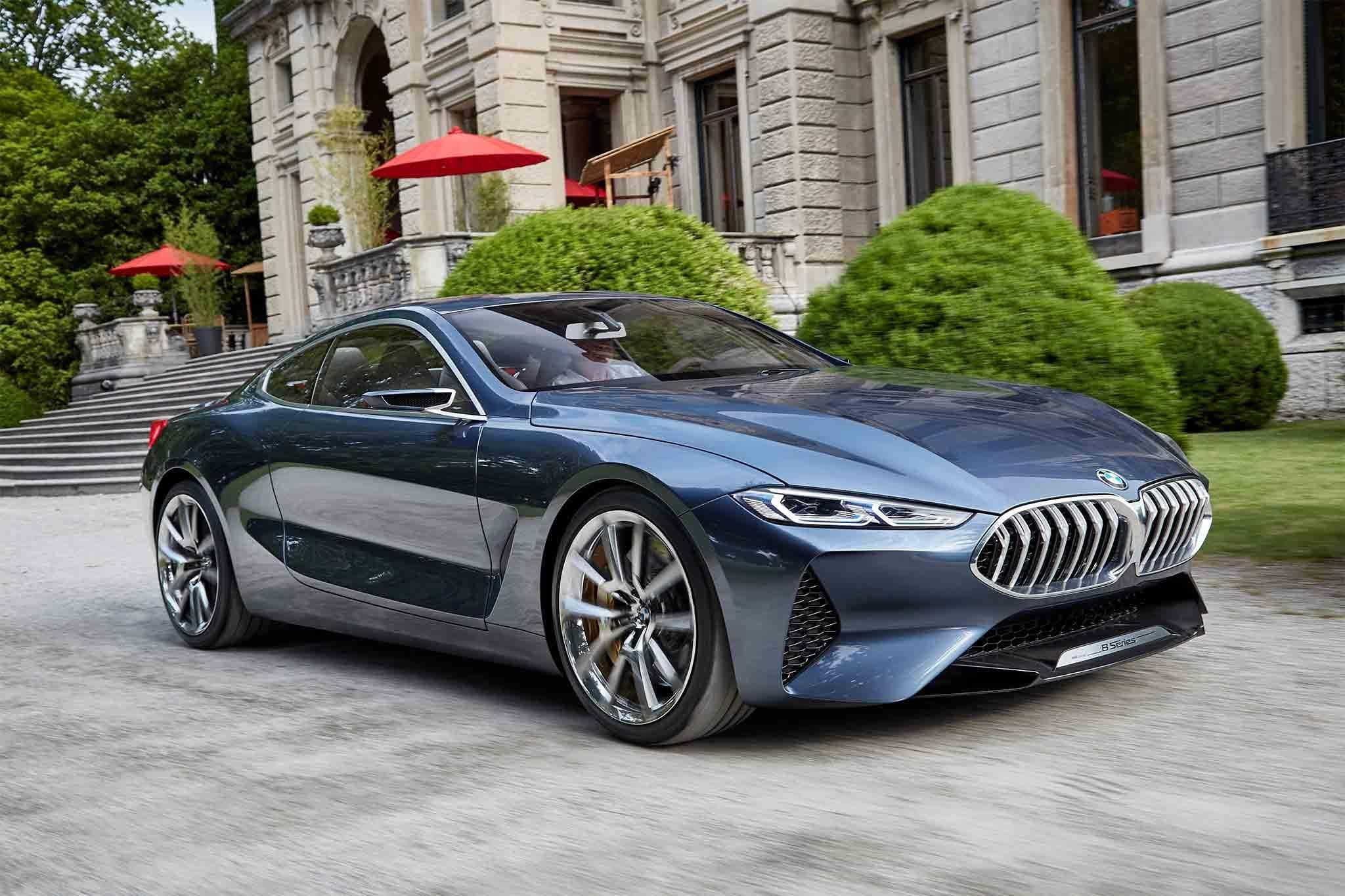 The 2019 Bmw 8 Series Coupe: Is It Ever Enough For Bmw? Release Date