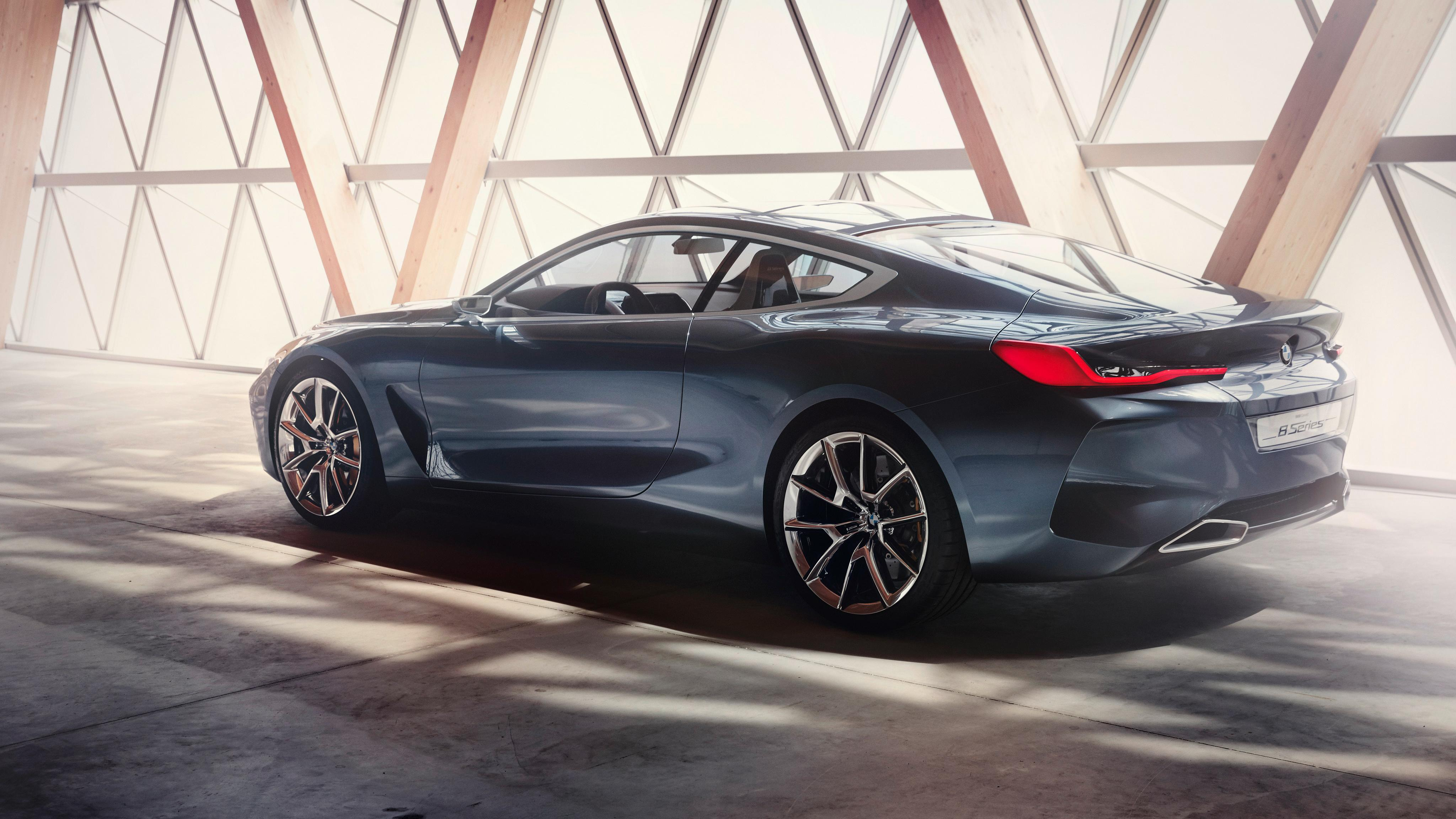 BMW Concept 8 Series 7Similar Car Wallpapers wallpapers