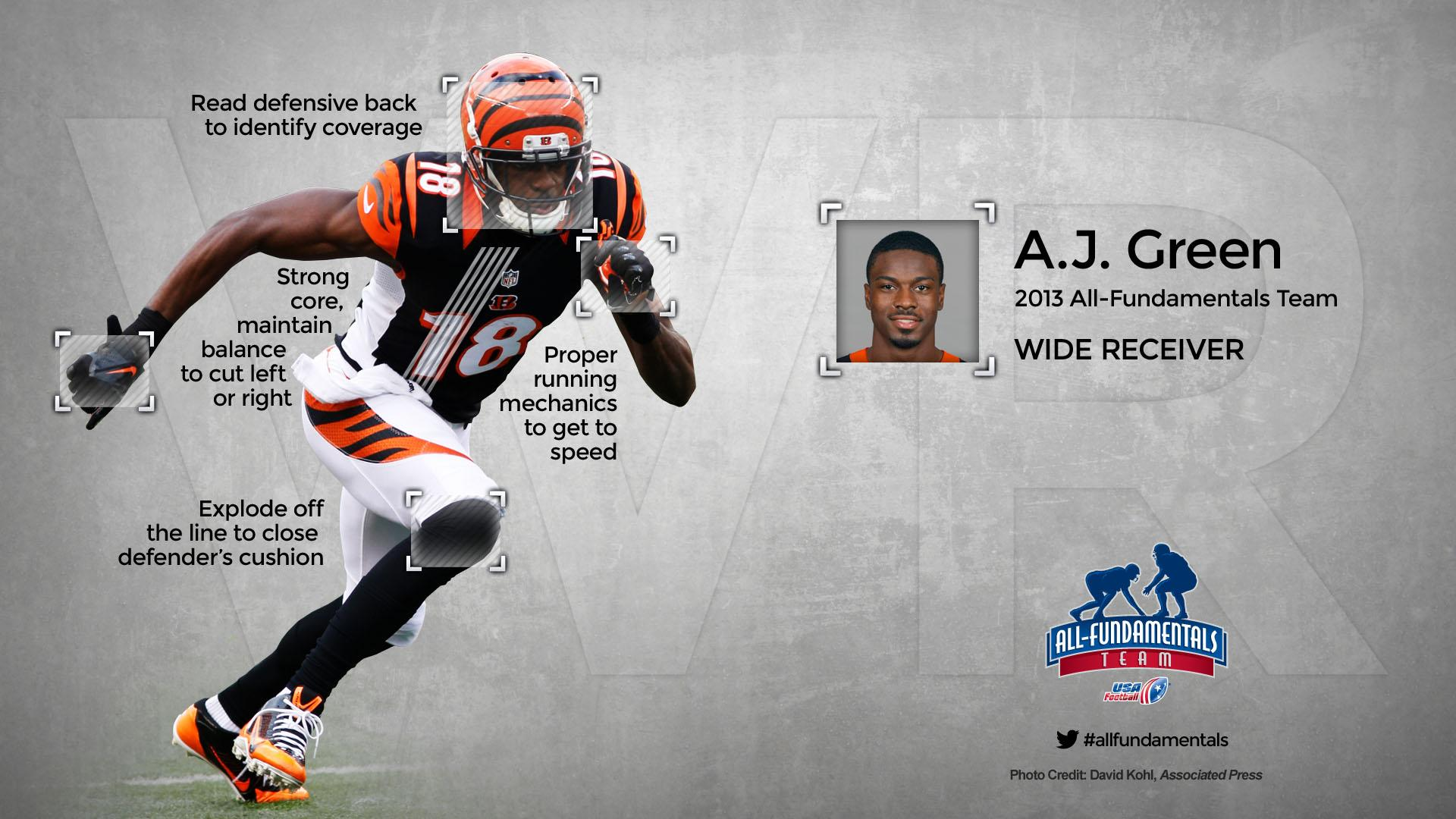 A.J. Green Wallpapers HD Collection For Free Download