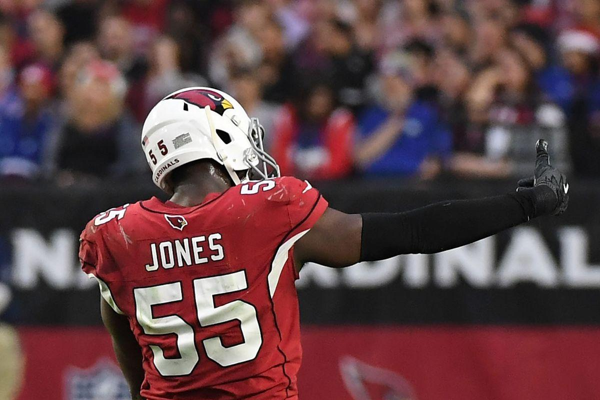 Bird Droppings: Chandler Jones wants more, Cardinals and the