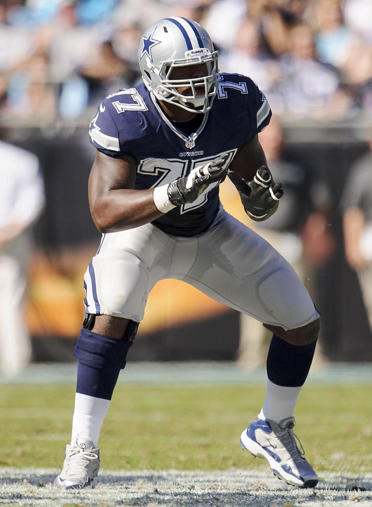 Image Gallery Tyron Smith