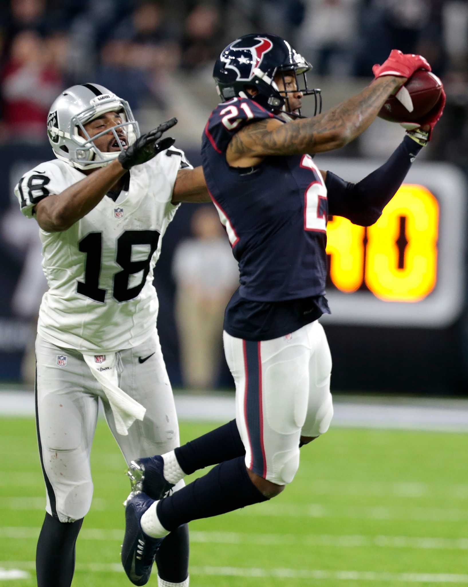 Texans corner A.J. Bouye's offers averaging $12 million or higher ...