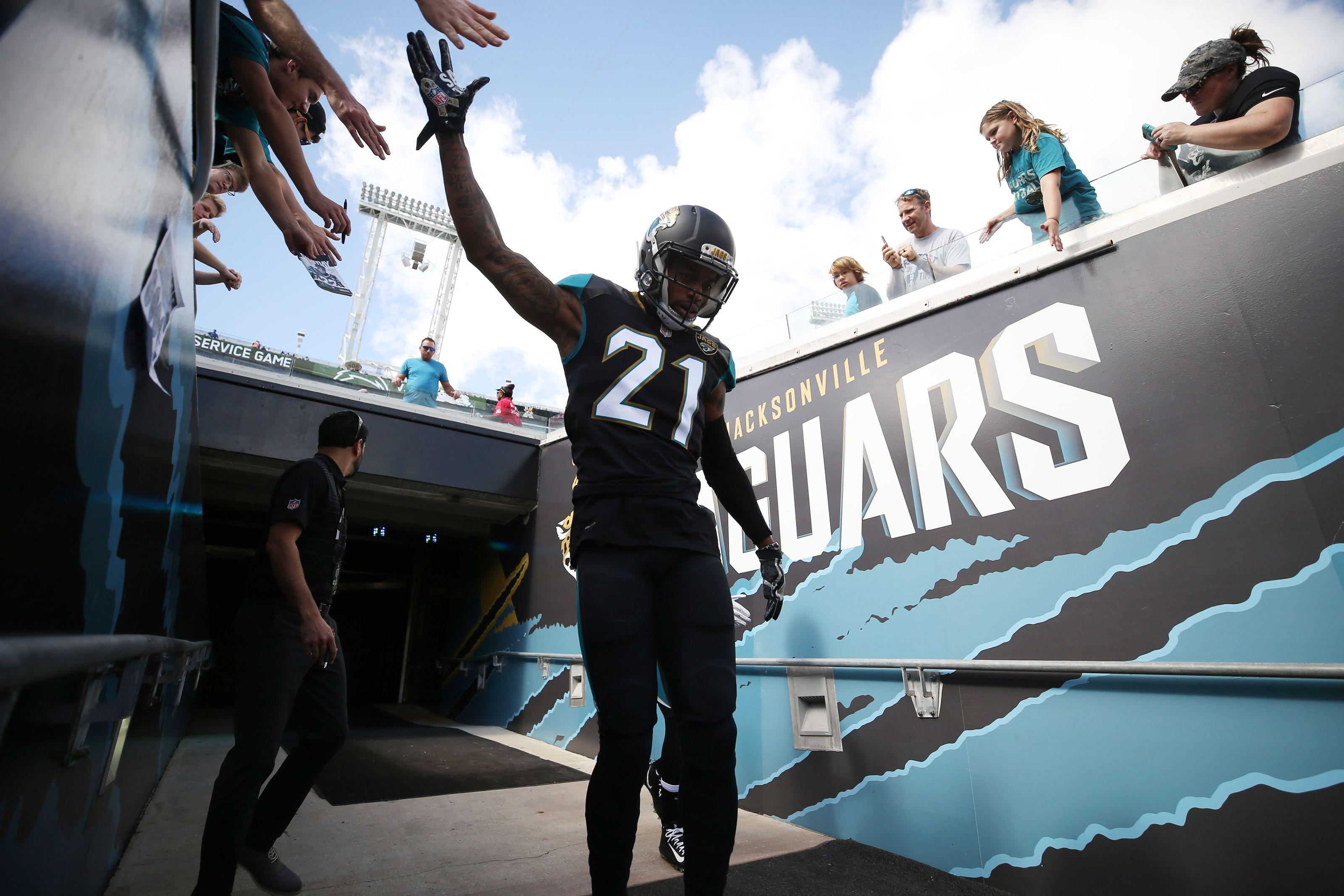 Jaguars will be without A.J. Bouye and Quenton Meeks on Sunday