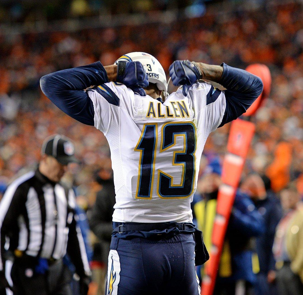 Keenan Allen Inks Contract Extension With Chargers