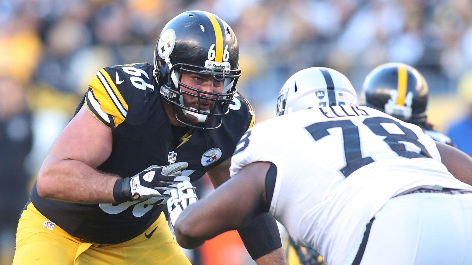 Steelers reportedly talking extension with David DeCastro, but none