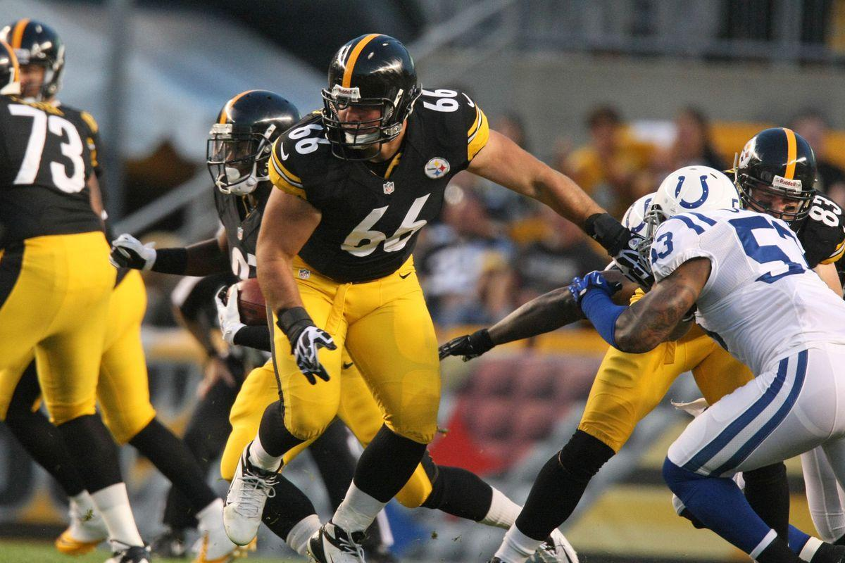 David DeCastro injury: Steelers OL is pain