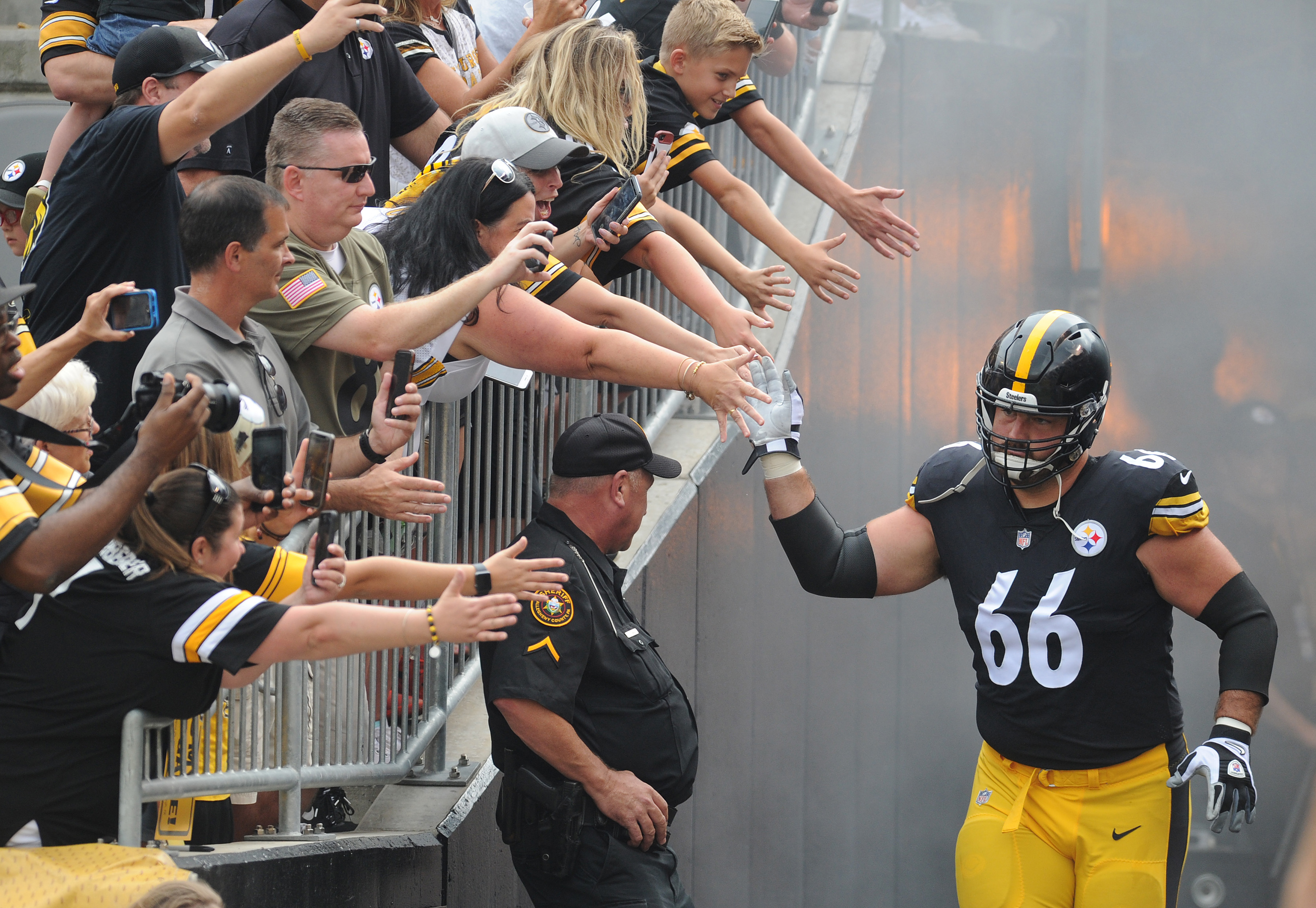 Steelers News: No guarantee David DeCastro returns to lineup for