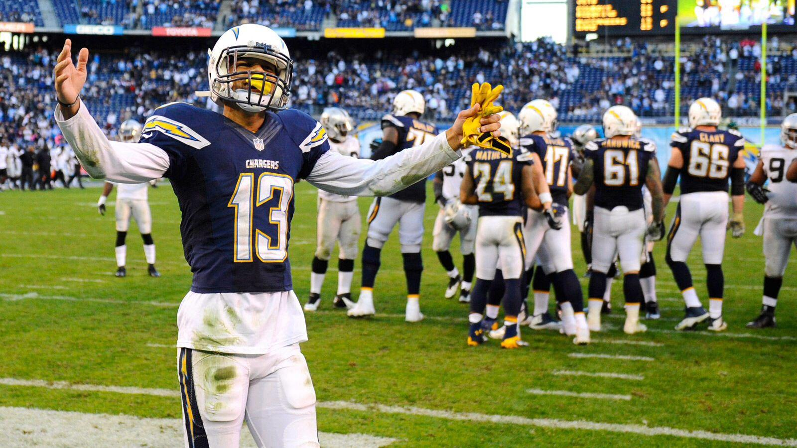 Keenan Allen! | My San Diego Chargers of Los Angeles | Charger, San ...