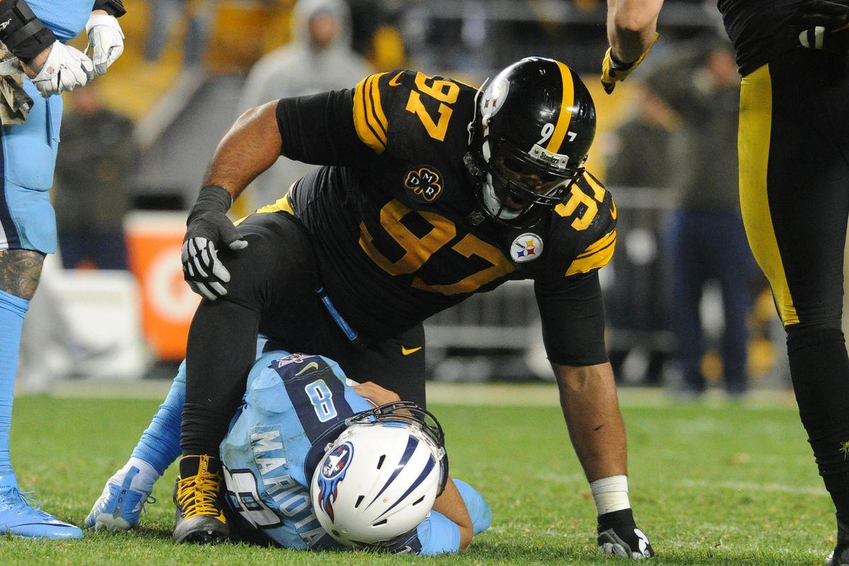 Steelers Cameron Heyward gets EA Sports to change his Madden 19