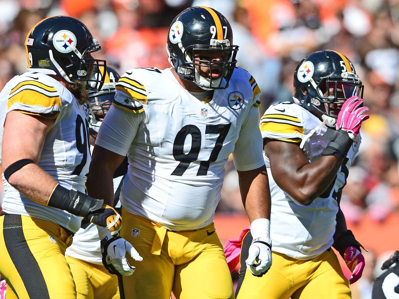 Pittsburgh Steelers players Twitter reactions to Cameron Heyward's