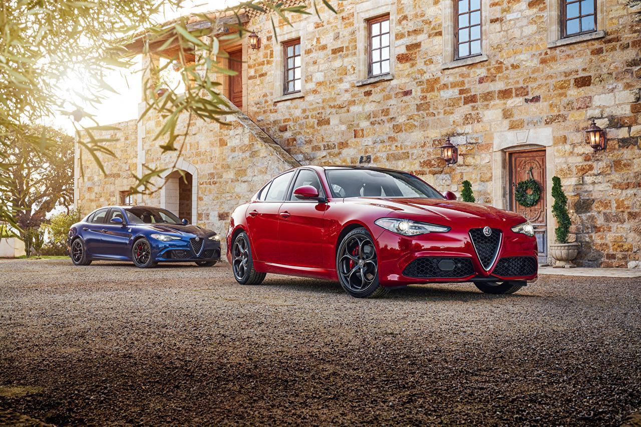 Alfa Romeo Giulia Wallpapers