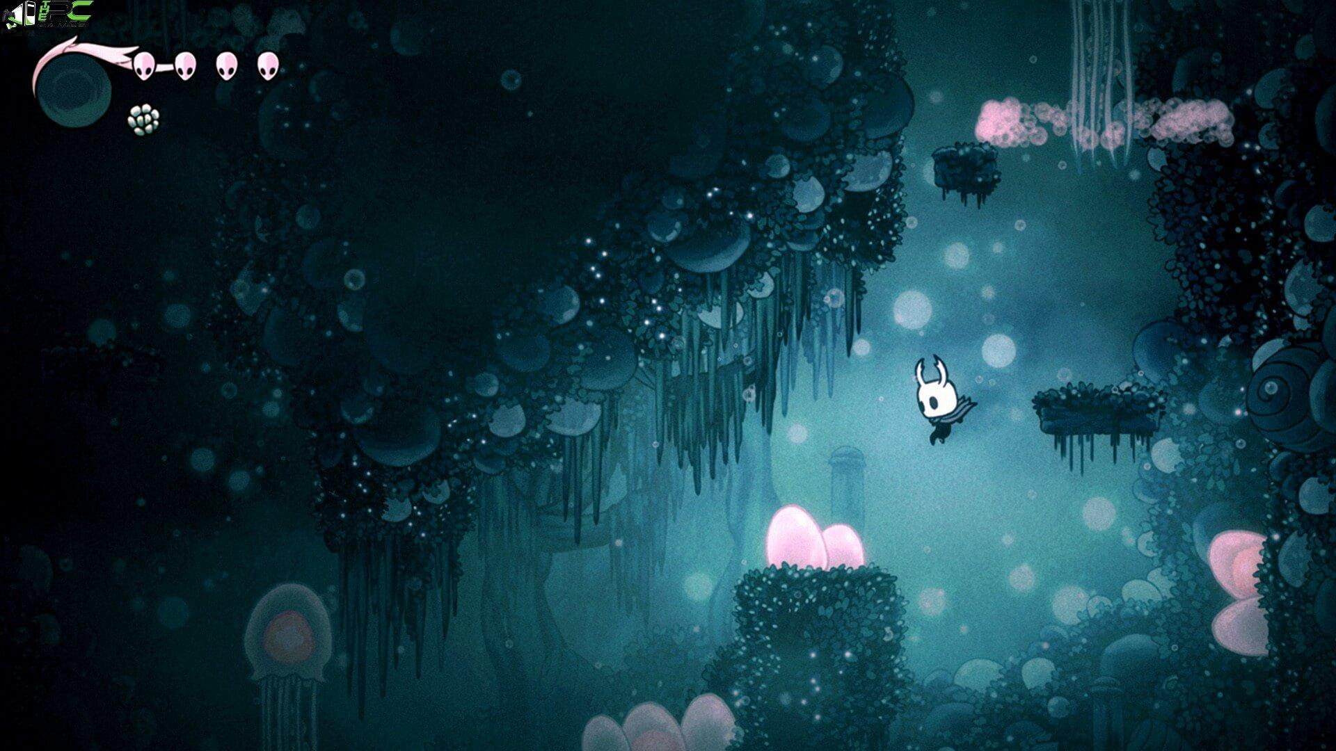 Hollow Knight Lifeblood Wallpapers - Wallpaper Cave