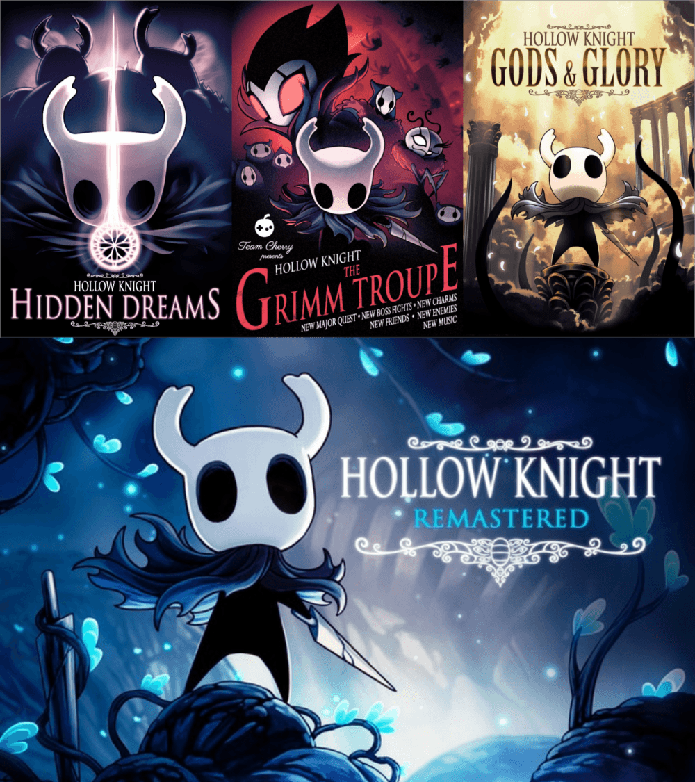 Team Cherry On Twitter Hollow Knight Gods Nightmares Is Custom