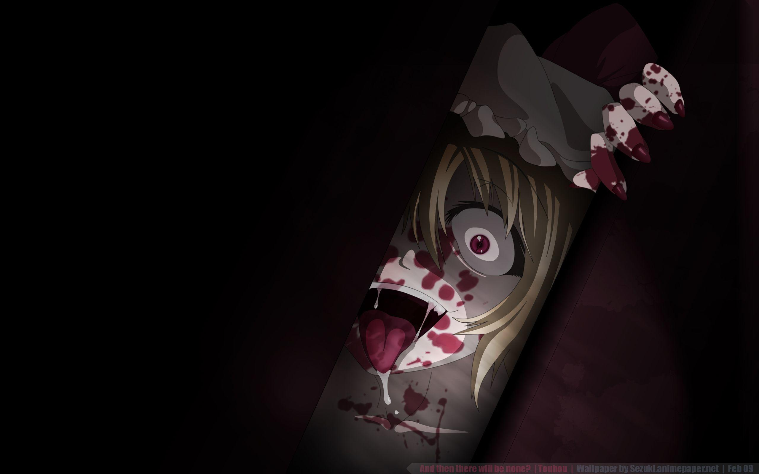 Gore Anime Wallpapers - Wallpaper Cave