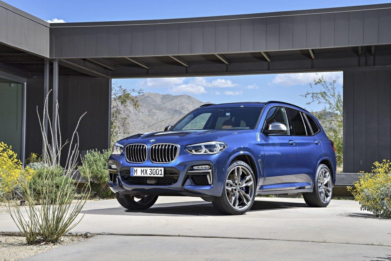 2019 BMW X3 Rear Wallpaper | Best Car Release News