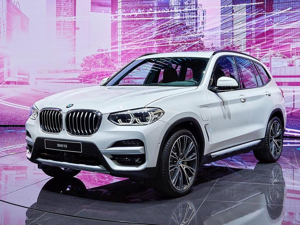 Geneva 2019: BMW Announces X3 Plug-in Hybrid, Fully Electric From ...