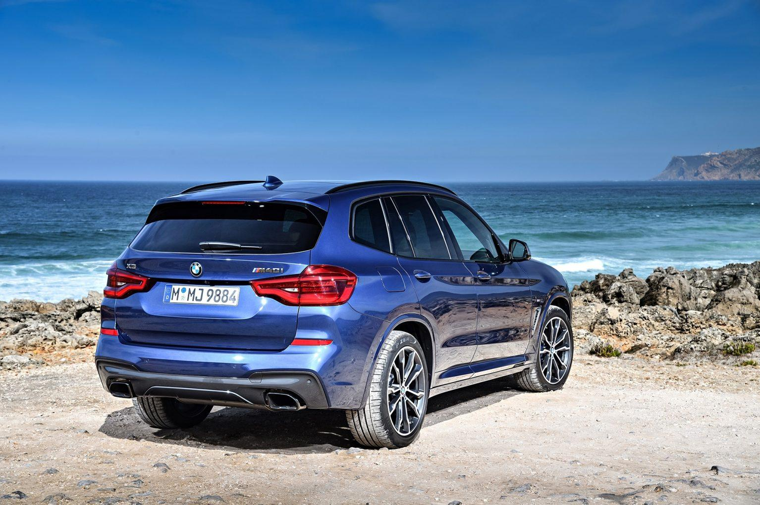 2019 BMW X3 Engine Photo | Autoweik.com