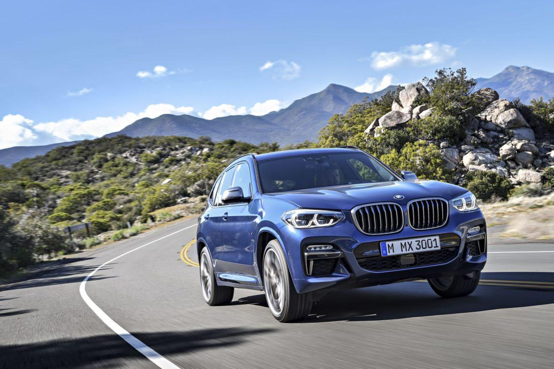 2019 BMW X3 Exterior Wallpapers | Best Car Rumors